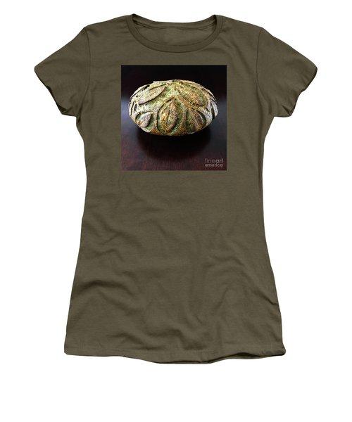 Spicy Spinach Sourdough 2 Women's T-Shirt
