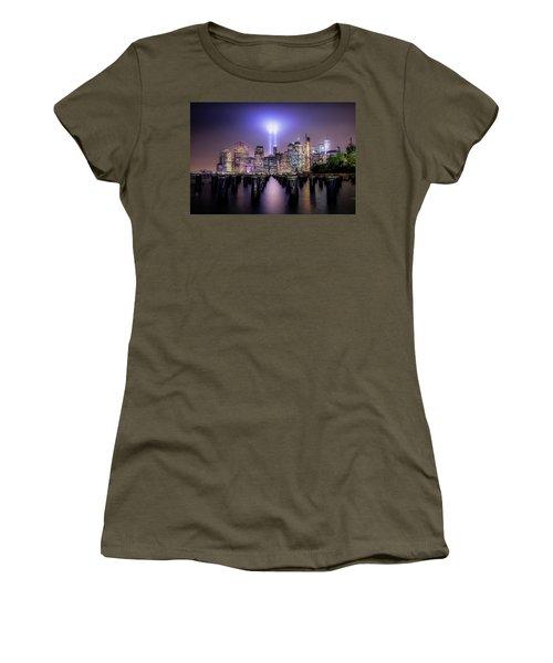 Spirit Of New York II Women's T-Shirt