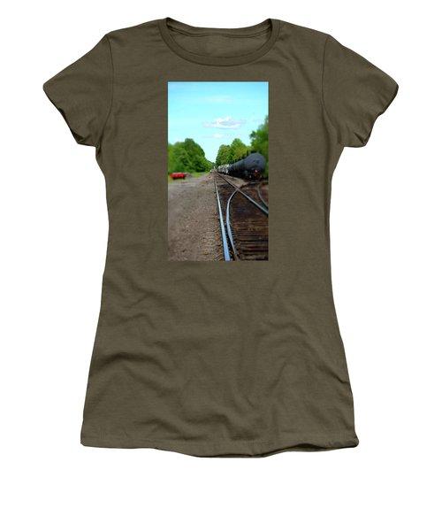 Split Rail Women's T-Shirt