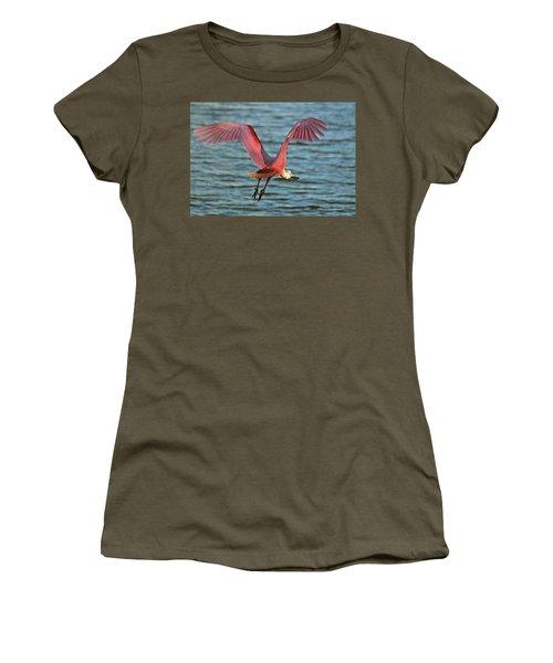 Spoonbill Maestro  Women's T-Shirt