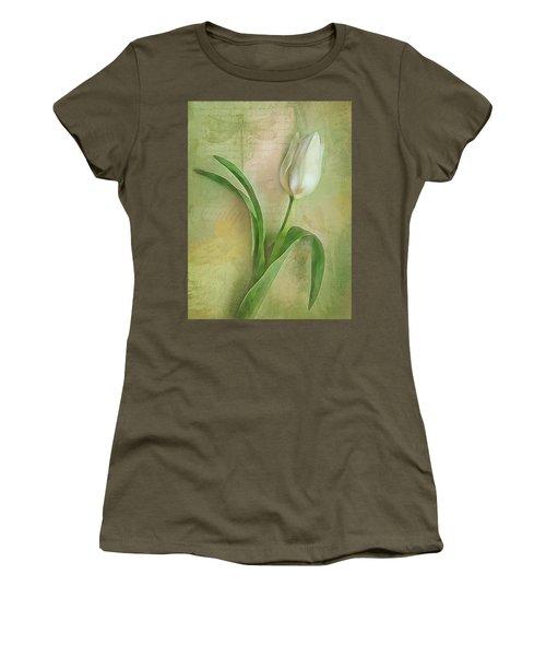 Spring Tulip Montage Women's T-Shirt