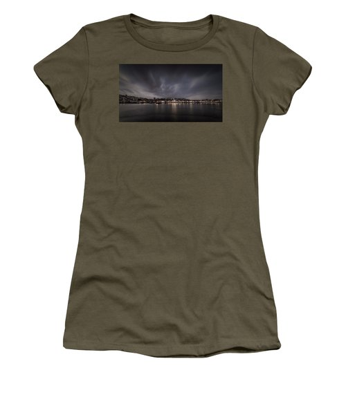 St Ives Cornwall - Dramatic Sky Women's T-Shirt