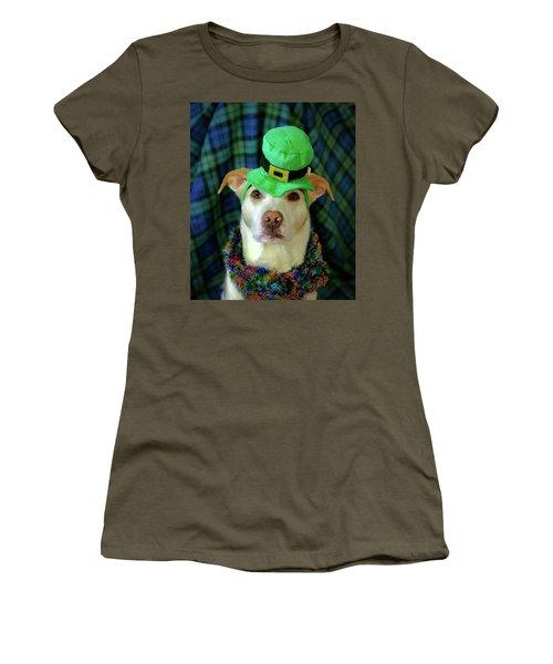 St Pat's Snofie Women's T-Shirt
