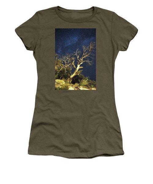 Stars Light Up Arizona Sky Women's T-Shirt