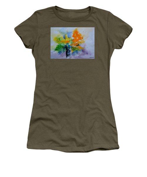 Still Life Watercolor 549110 Women's T-Shirt