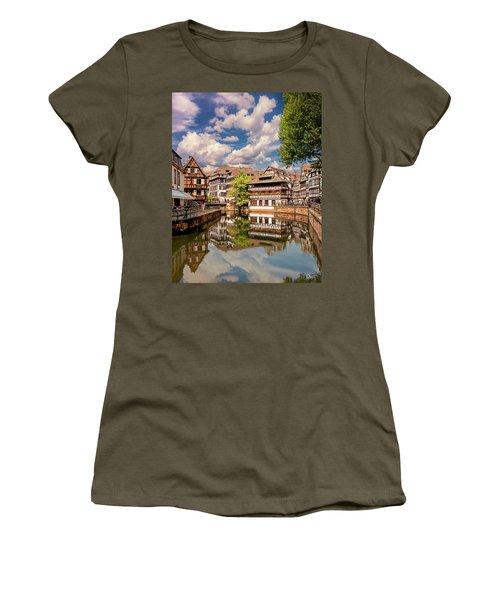 Strasbourg Center Women's T-Shirt