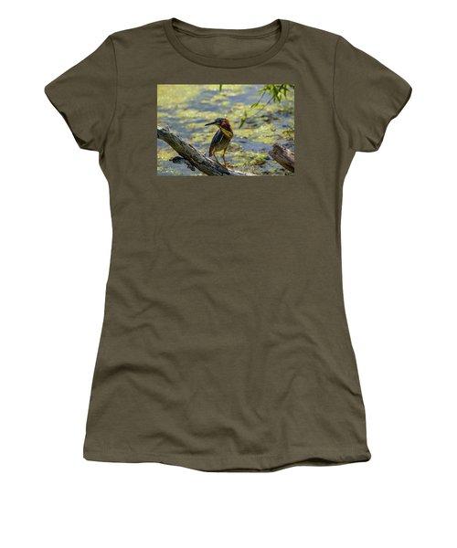 Striking A Pose Women's T-Shirt