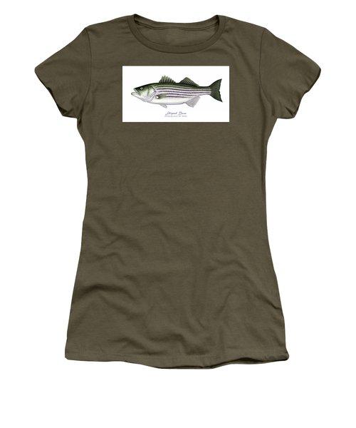 Striped Bass Women's T-Shirt