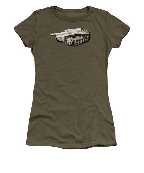 Sturmhaubitze 42 - Stuh 42 Map Women's T-Shirt