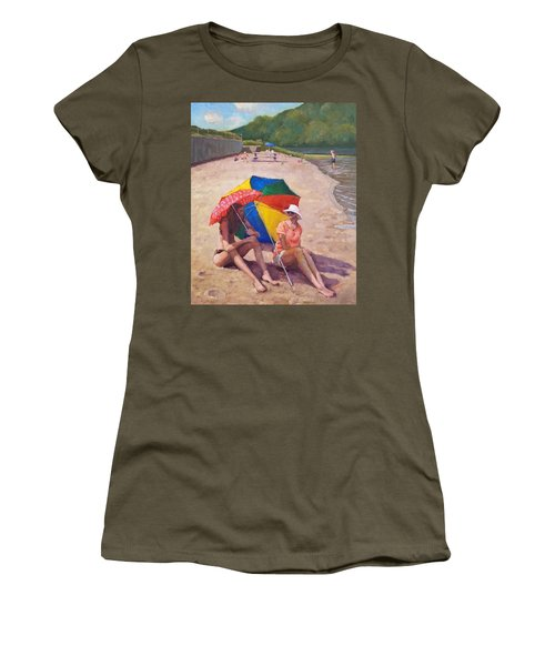 Summer At Jersey Valley Women's T-Shirt
