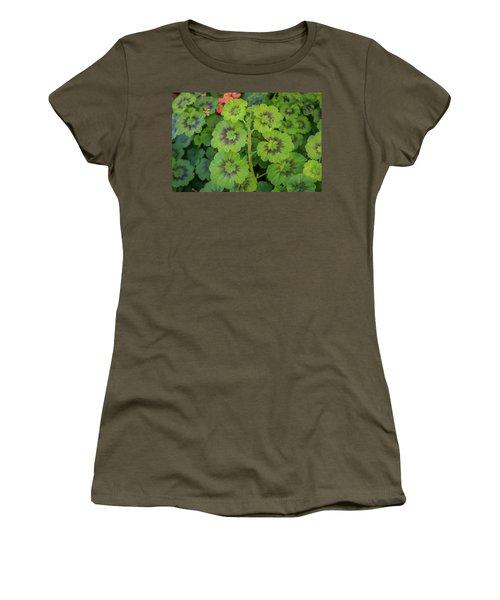 Summer Leaves Women's T-Shirt