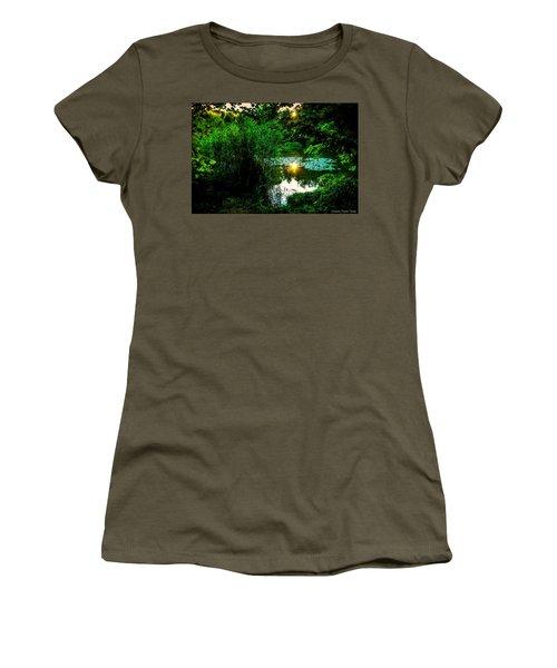Summer Sunset Women's T-Shirt