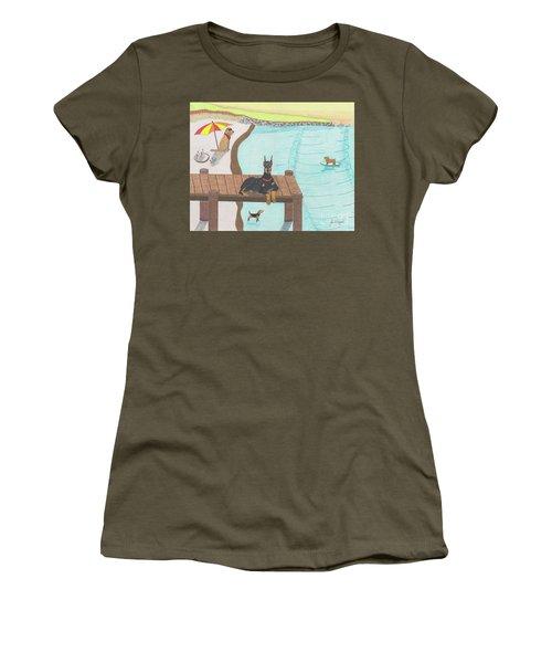 Summertime Fun Women's T-Shirt