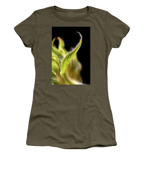 Sunflower Leaf Women's T-Shirt