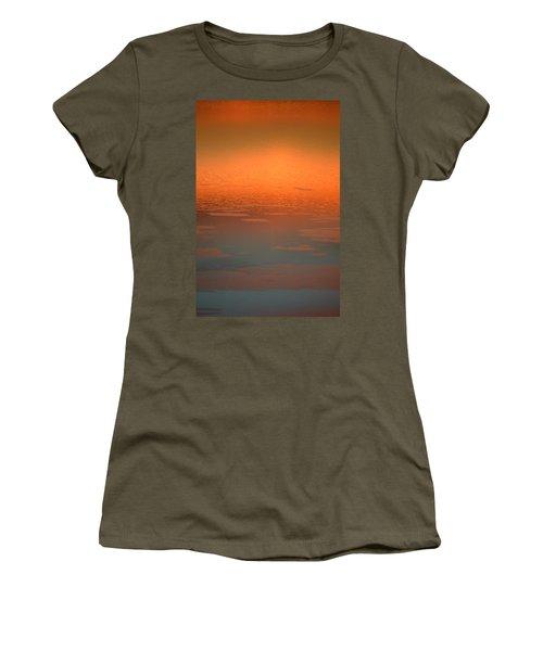 Sunrise Reflections Women's T-Shirt