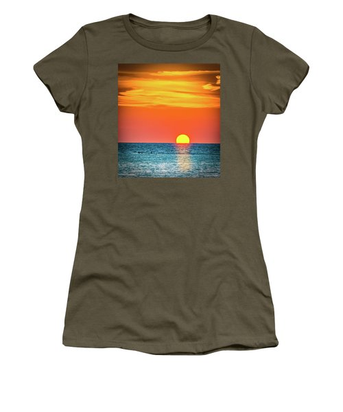 Sunset Captiva  Women's T-Shirt