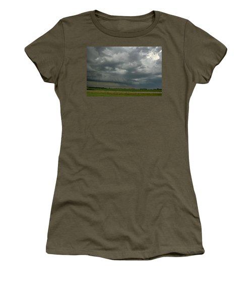 Supercells In Nebraska 049 Women's T-Shirt