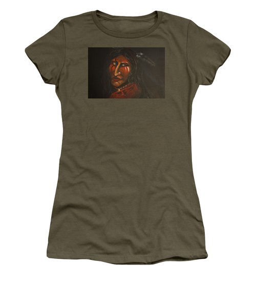 Suspicion Or Uncertainty Women's T-Shirt