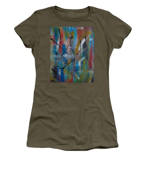 Swimming Thoughts Women's T-Shirt