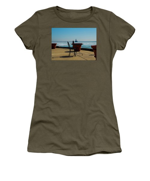 Table For One Women's T-Shirt