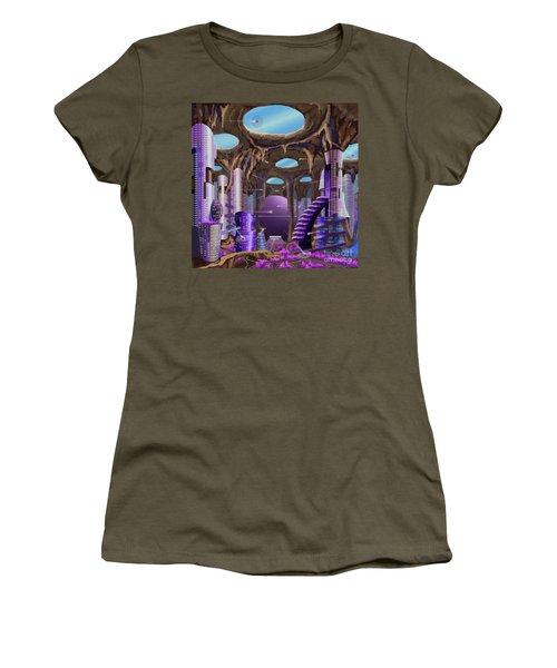 Tandalo, Sferogyl's Capital Women's T-Shirt
