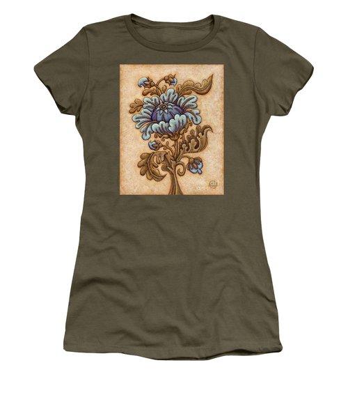 Tapestry Flower 5 Women's T-Shirt