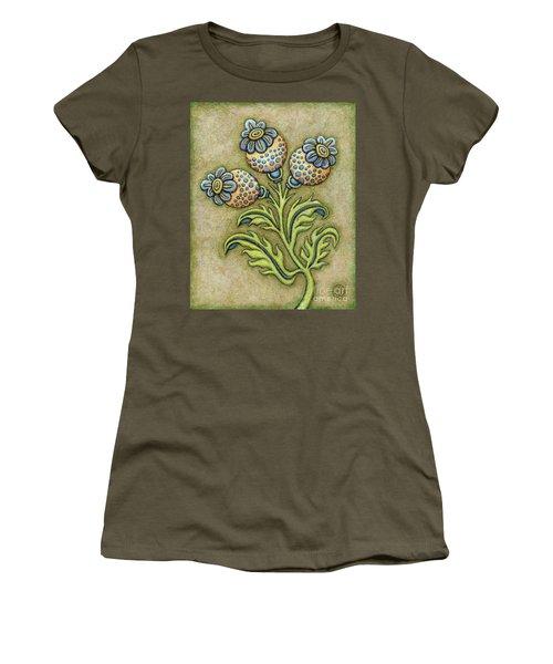Tapestry Flower 6 Women's T-Shirt