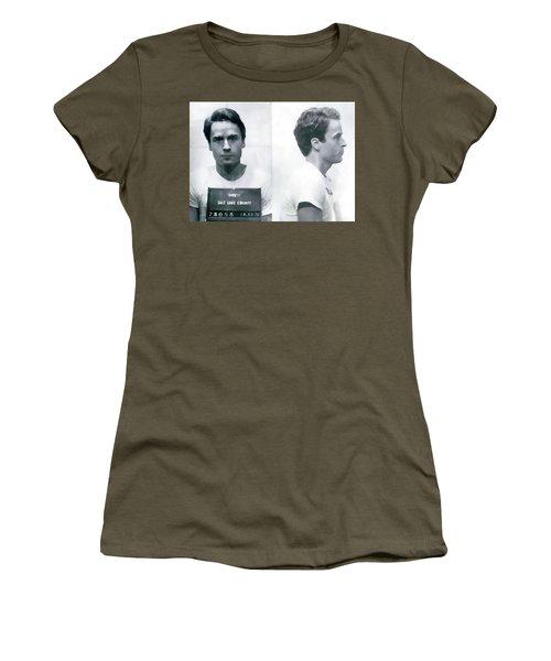 Ted Bundy Mug Shot Women's T-Shirt