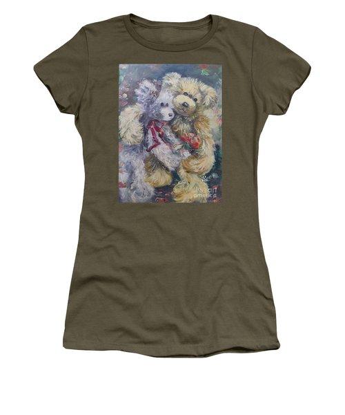 Teddy Bear Honeymooon Women's T-Shirt
