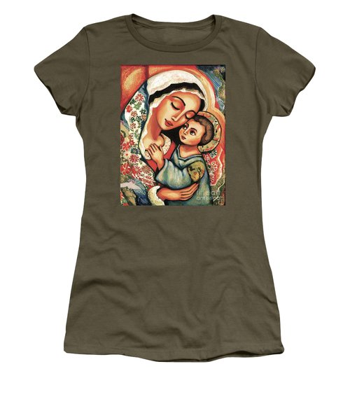 The Blessed Mother Women's T-Shirt