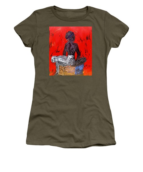 The Blood Hot Fantasy Women's T-Shirt