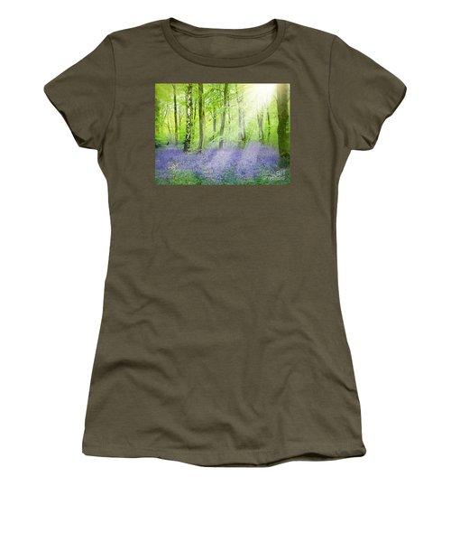 The Bluebell Woods Women's T-Shirt