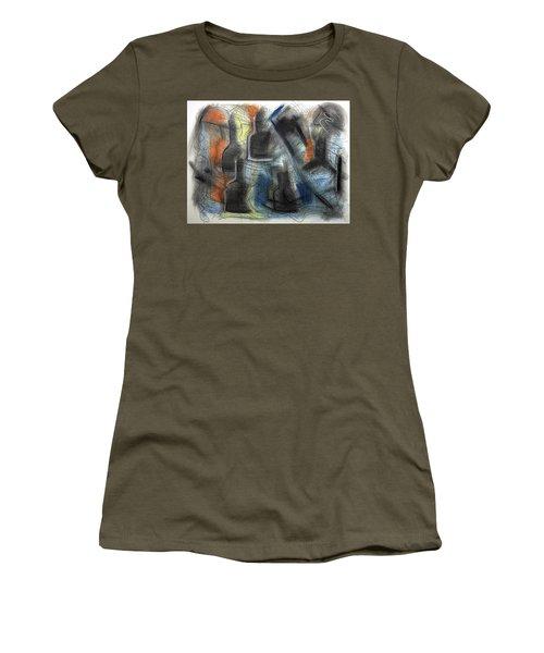 The Bottle Attacks Women's T-Shirt