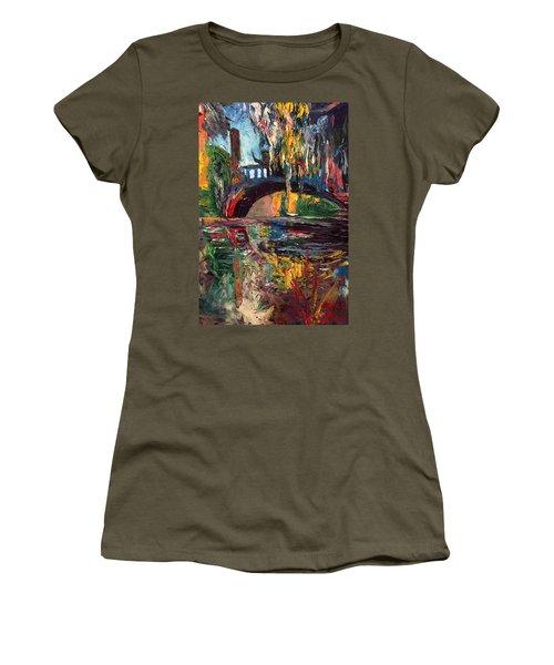 The Bridge At City Park New Orleans Women's T-Shirt