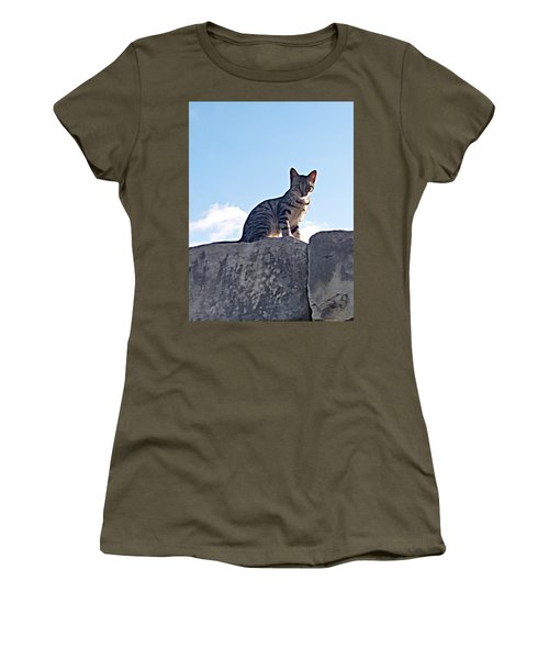 The Cat Women's T-Shirt