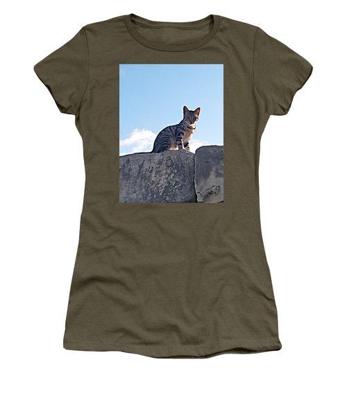 The Cat Women's T-Shirt