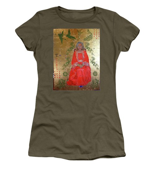 The Chinese Empress Women's T-Shirt