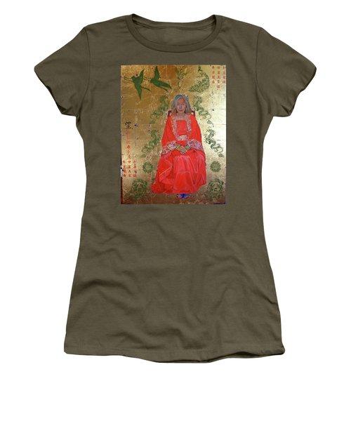 The Chinese Empress Women's T-Shirt