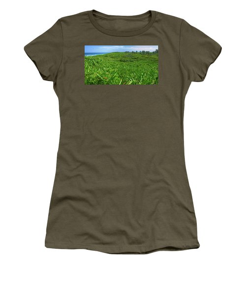 The Green Island Women's T-Shirt