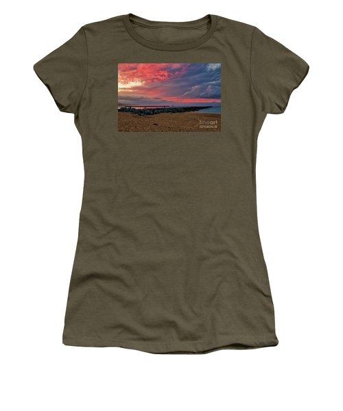 The Last Sunrise Of 2018 Women's T-Shirt