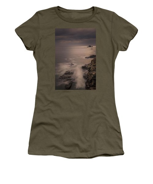 The Lizard, Long Exposure Women's T-Shirt