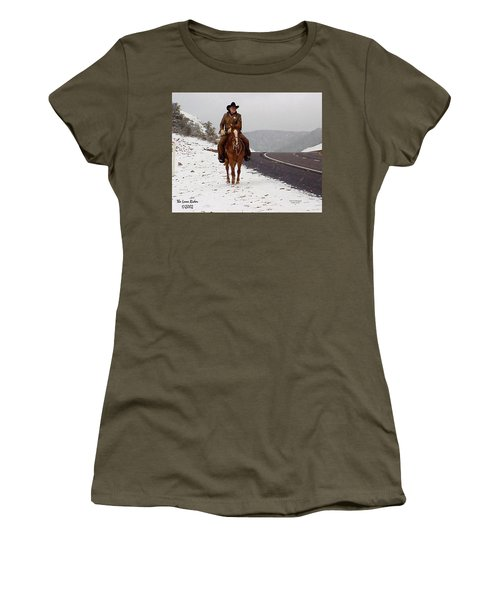 The Lone Ranger Women's T-Shirt