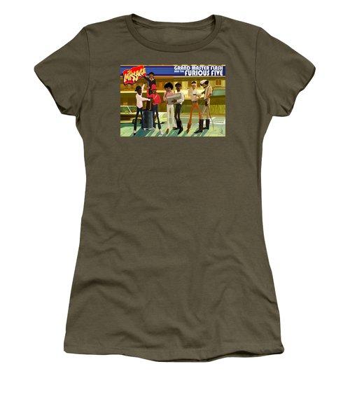 The Message Women's T-Shirt