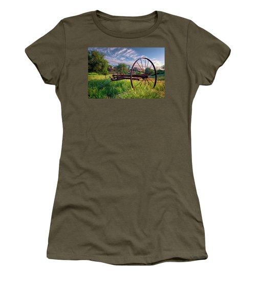 The Old Hay Rake 2 Women's T-Shirt
