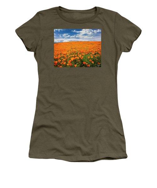 The Poppy Field Women's T-Shirt