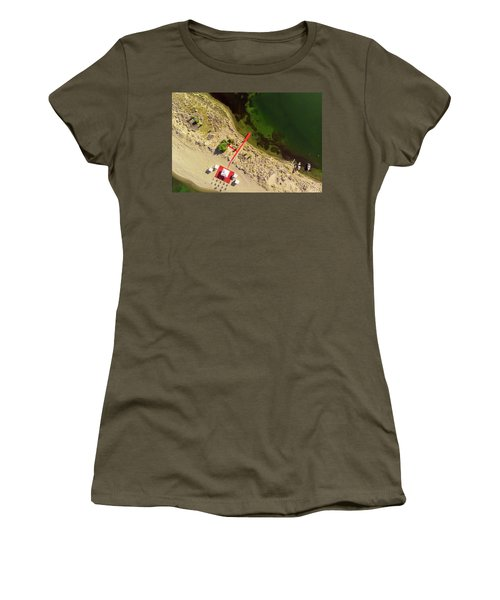 The Red Women's T-Shirt