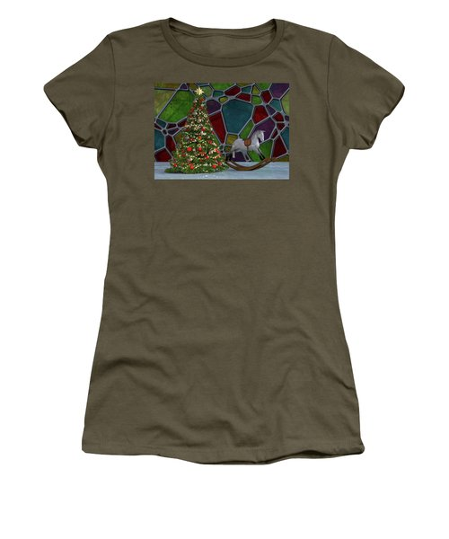 The Rocking Horse Women's T-Shirt