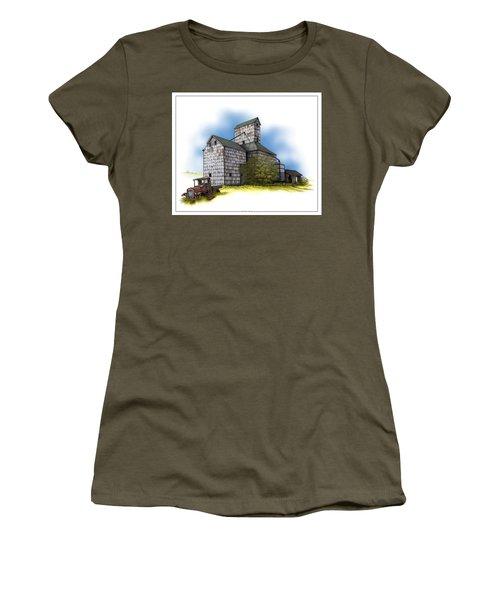 The Ross Elevator Autumn Women's T-Shirt