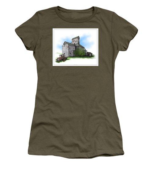 The Ross Elevator Summer Women's T-Shirt