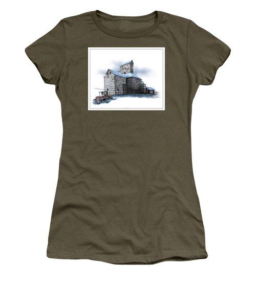 The Ross Elevator Winter Women's T-Shirt